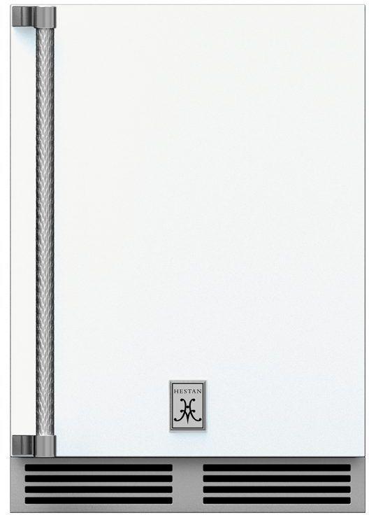 Hestan 5.2 Cu. Ft. Froth Outdoor Undercounter Refrigerator-GRSL24-WH