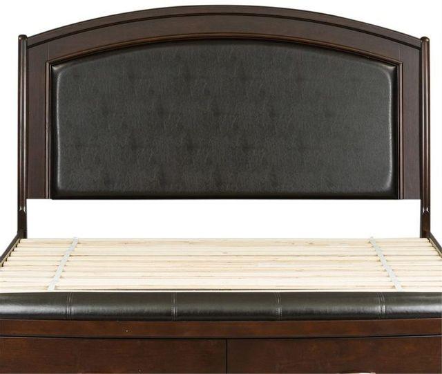 Liberty Furniture Avalon Queen Platform Leather Headboard-505-BR23HL