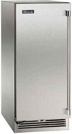 Perlick® Signature Series 2.8 Cu. Ft. Outdoor Beverage Center-Stainless Steel-HP15BO-3-1L