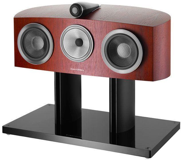 Bowers & Wilkins Rosenut HTM2 D3 Centre Channel Speaker-HTM2 D3-Rosenut