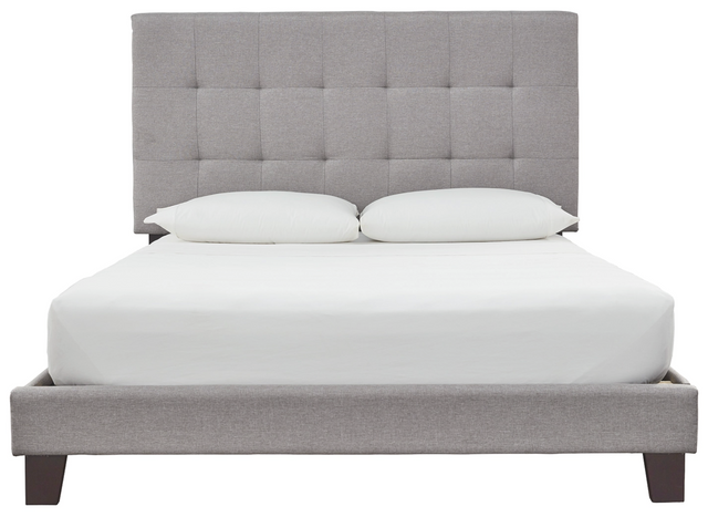 Signature Design by Ashley® Adelloni Gray King Upholstered Bed-B080-582