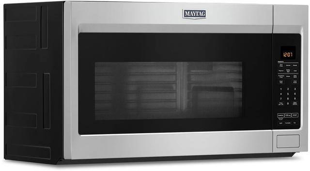 Maytag® 1.9 cu. ft. Fingerprint Resistant Stainless Steel Over The Range Microwave-YMMV4207JZ