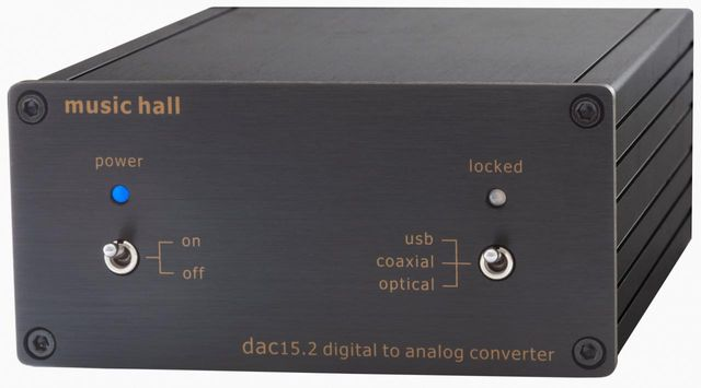 Music Hall Digital To Analog Converter-dac15-2