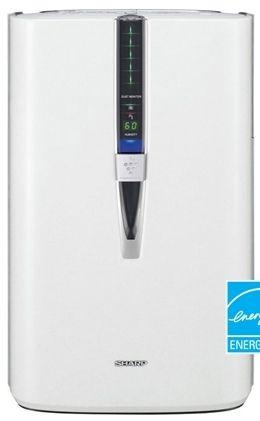 Sharp® PLASMACLUSTER® Air Purifier-KC-860U