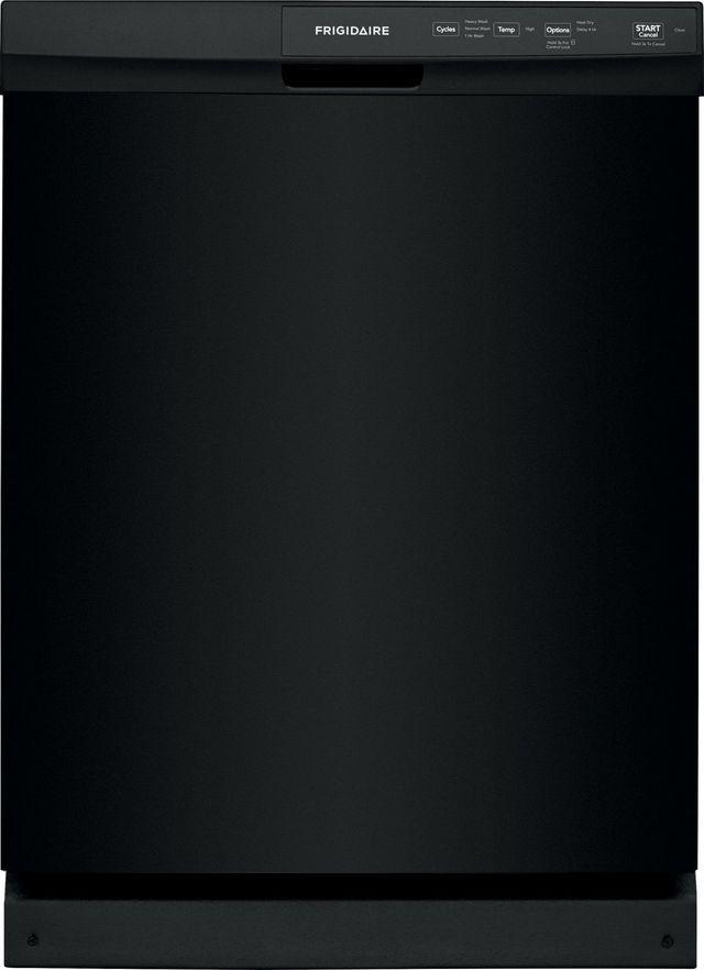 """Frigidaire® 24"""" Black Built In Dishwasher-FFCD2413UB"""