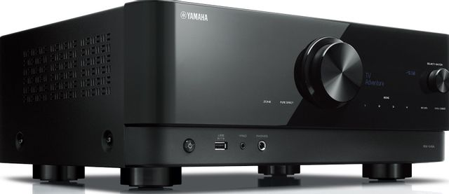 Yamaha YHT-5960U Black 5.1 Channel Home Theater System -YHT-5960UBL