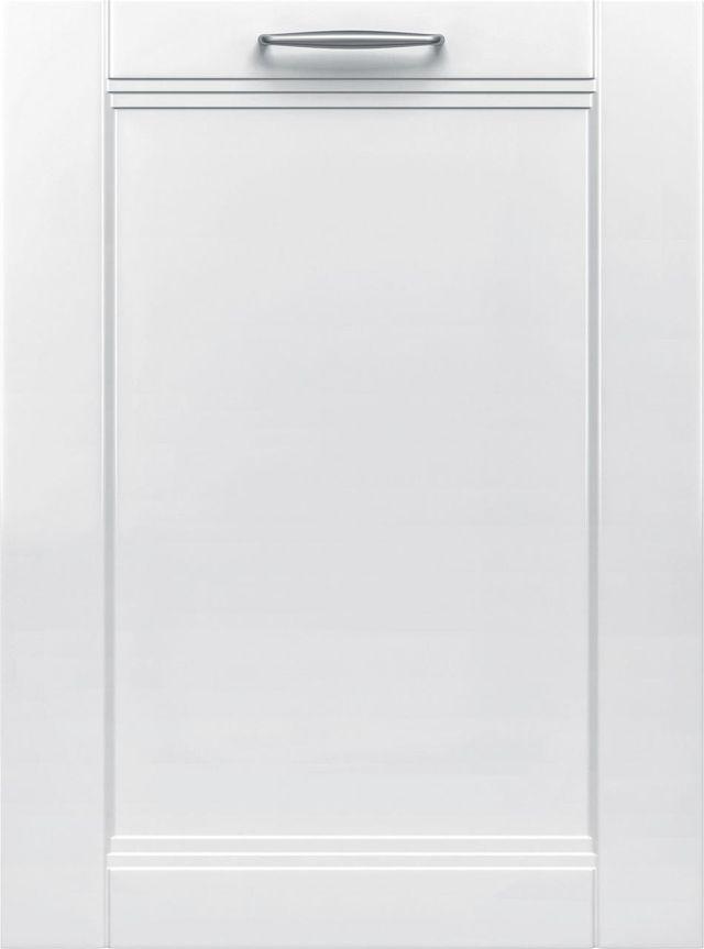 "Bosch Benchmark® Series 24"" Custom Panel Built In Dishwasher-SHV88PW53N"