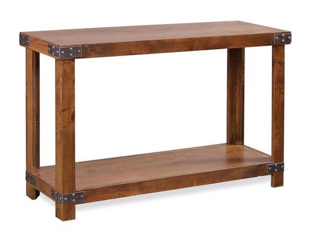 Aspenhome® Industrial Lighthouse Grey Sofa Table-WMN915-LGH