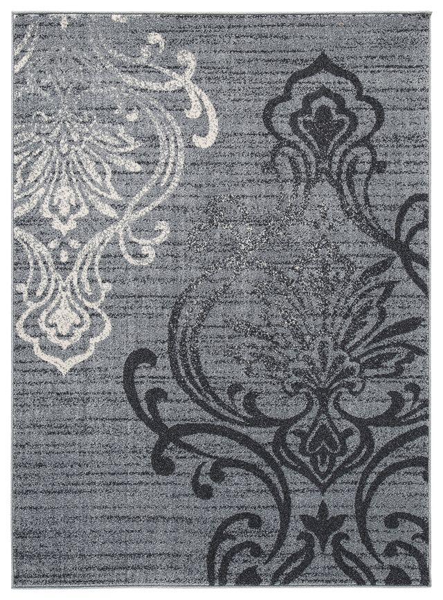 Signature Design by Ashley® Verrill Gray/Black Medium Rug-R401242