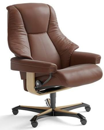 Stressless® by Ekornes® Live Office Chair-1319096