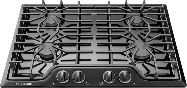 "Frigidaire® 30"" Black Gas Cooktop-FFGC3026SB"