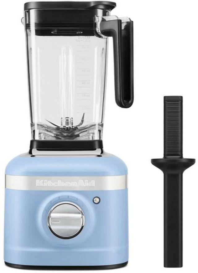KitchenAid® K400 Blue Velvet Counter Blender with Tamper-KSB4028VB