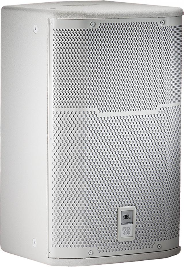 JBL® PRX412M 2-Way PA Speaker-White-PRX412M-WH