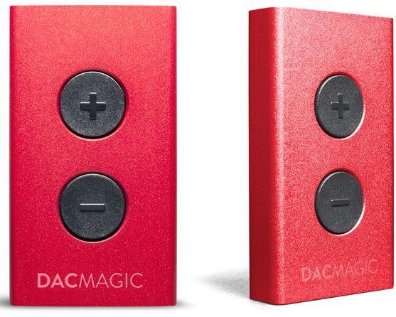 Cambridge Audio DacMagic XS Portable USB DAC-DacMagic XS-Red