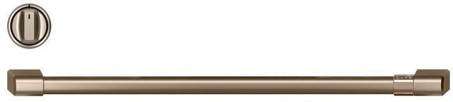 Bouton de commande pour appareil de cuisson Cafe™ - Bronze-CXFCEHKPMBZ