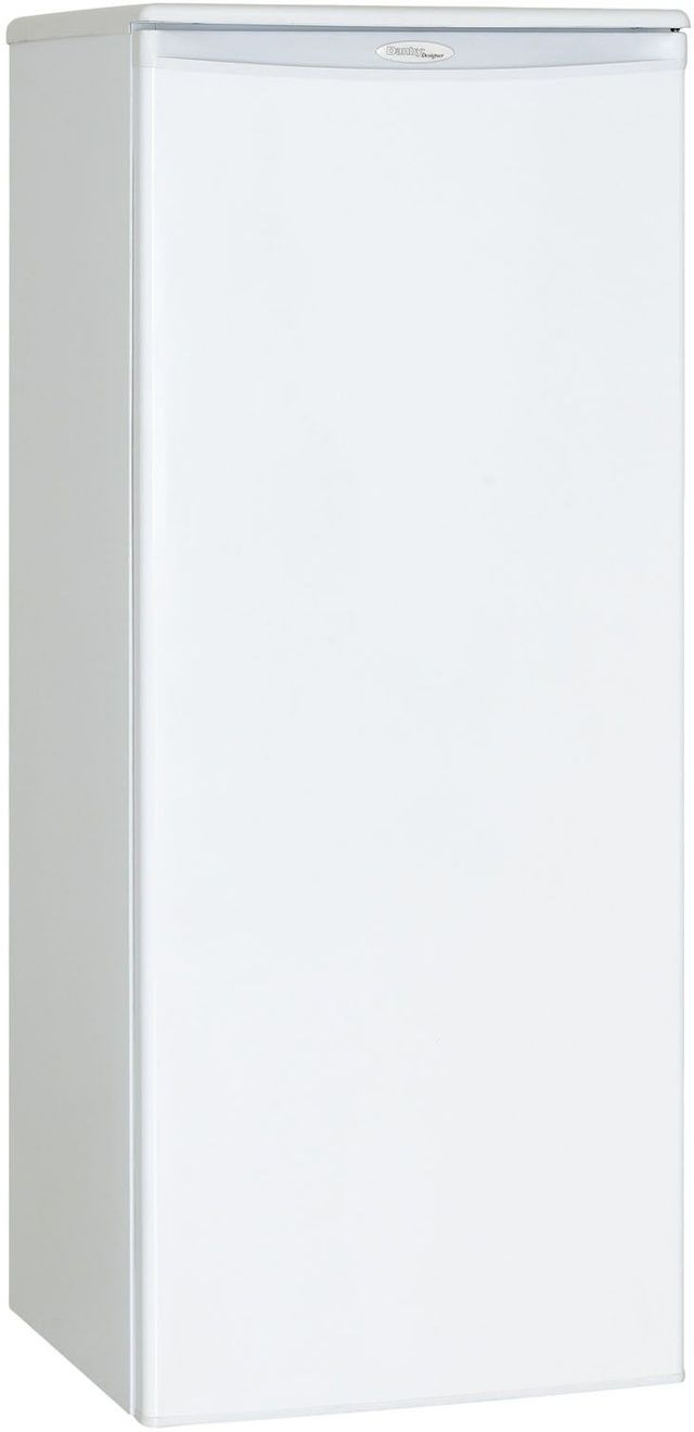 Danby® Designer Energy Star® 11.0 Cu. Ft. All Refrigerator-White-DAR110A1WDD
