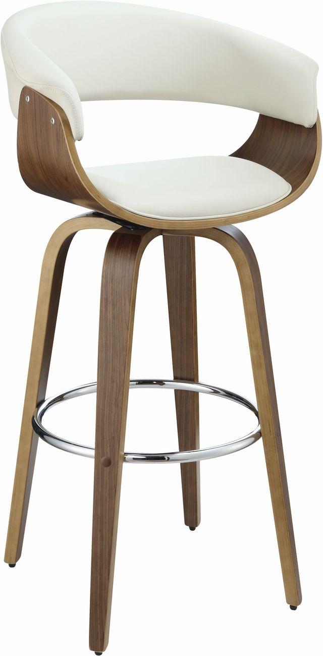 Coaster® Upholstered Bar Stool-100206