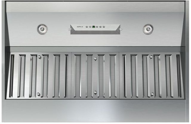 """Zephyr Pro Collection Monsoon II 42"""" Cabinet Insert-Stainless Steel-AK9340AS"""