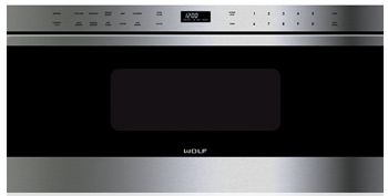 Wolf® Built In Microwave-Stainless Steel-MD30TE/S