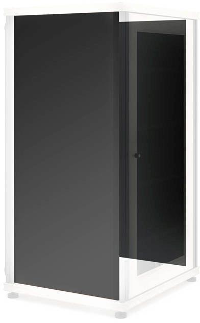 Salamander Designs® Synergy S40 Side Panels-Black-SS40/B
