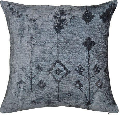 Signature Design by Ashley® Oatman Set of 4 Slate Blue Throw Pillows-A1000920