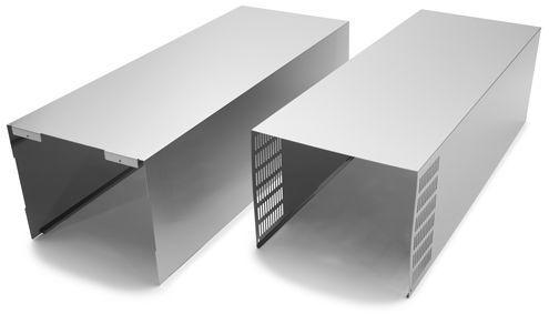 JennAir® Wall Hood Chimney Extension Kit-Stainless Steel-W10272075