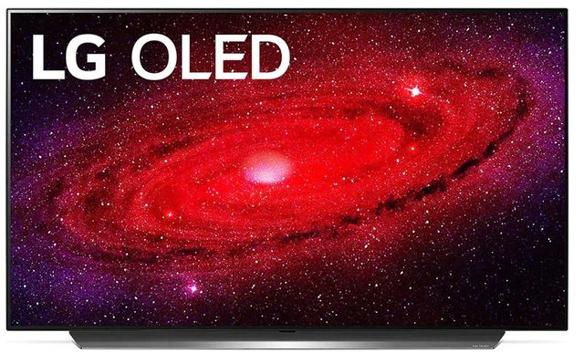 "LG CX 48"" 4K Smart OLED TV with AI ThinQ®-OLED48CXPUB"