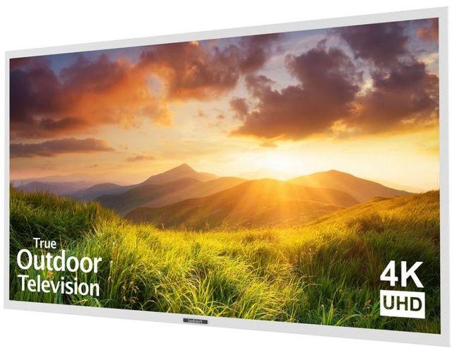 "SunBriteTV® Signature Series White 75"" LED 4K Ultra HD Outdoor TV-SB-S-75-4K-WH"