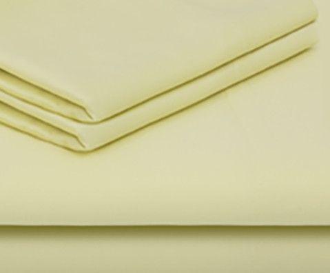 Malouf® Sleep Woven™ Rayon From Bamboo Citron Split King Sheet Set-MA25SKCIBS