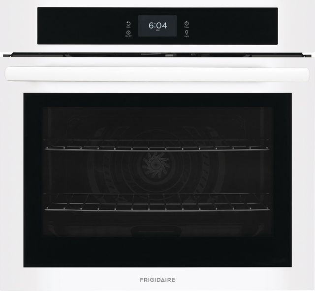 """Frigidaire® 30"""" White Single Electric Wall Oven-FCWS3027AW"""