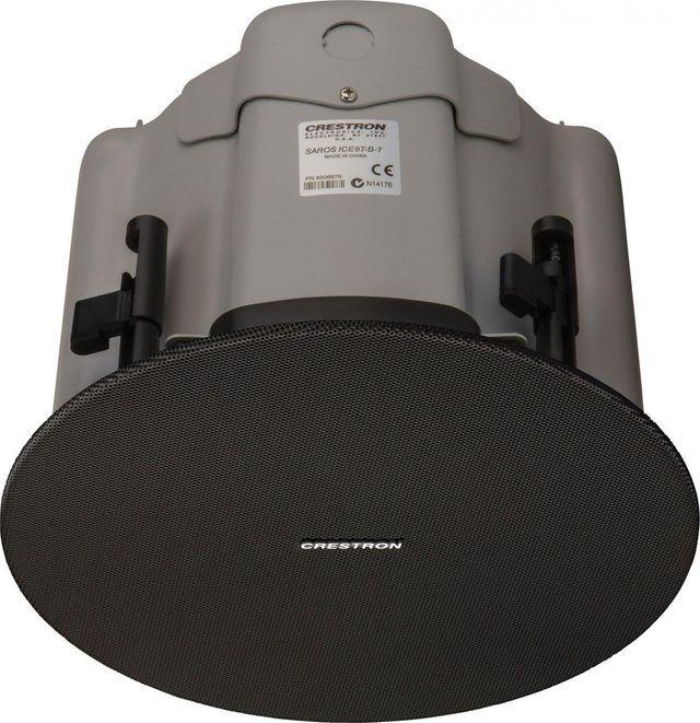 """Crestron® Saros® Express 6.5"""" 2-Way In-Ceiling Speaker-Black-SAROS ICE6T-B-T-EACH"""