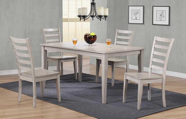 Winners Only® Carmel Leg Table-DC33660G
