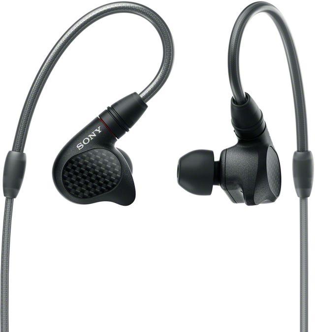 Sony® In-Ear Monitor Headphones-IERM9
