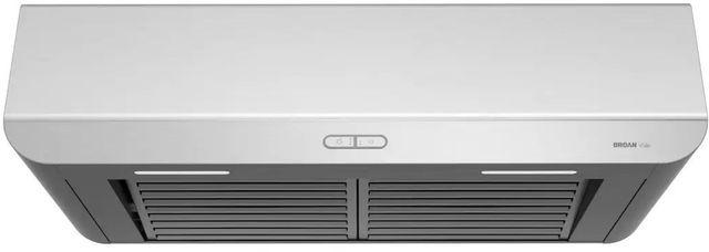 Hotte de cuisinière sous-armoire Broan® de 30 po - Acier inoxydable-EPLEC130SS