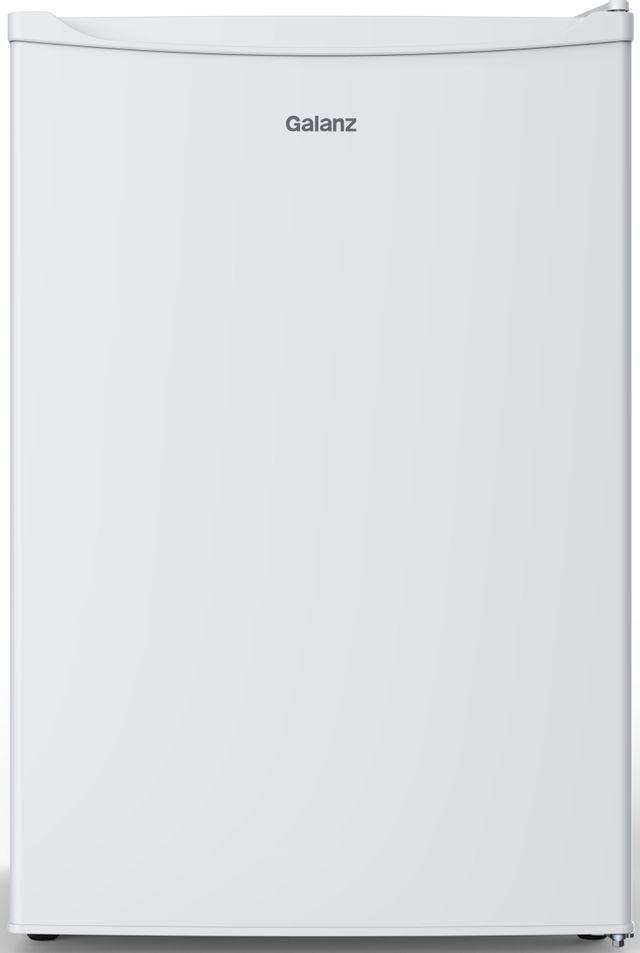 Galanz 3.1 Cu. Ft. White Upright Freezer-GLF31UWED