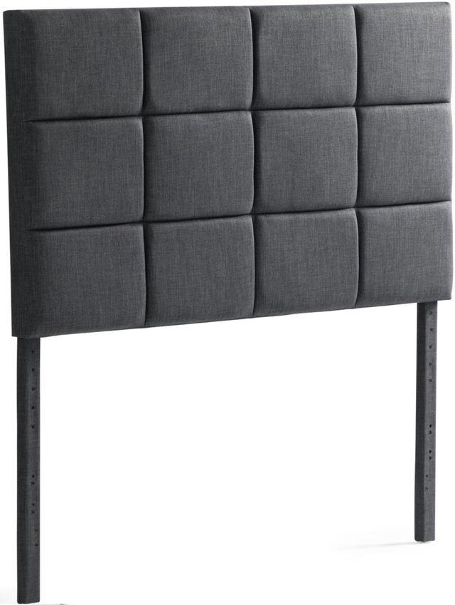 Malouf® Sleep Scoresby Charcoal King Headboard-STKKCHSCORHB