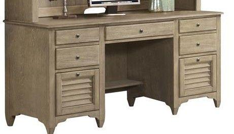 Riverside Furniture Myra Credenza Desk-59421