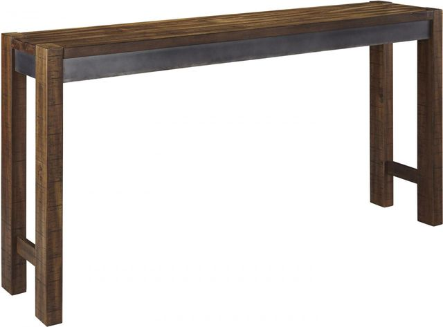 Signature Design by Ashley® Torjin Brown/Gray Counter Height Dining Table-D440-52