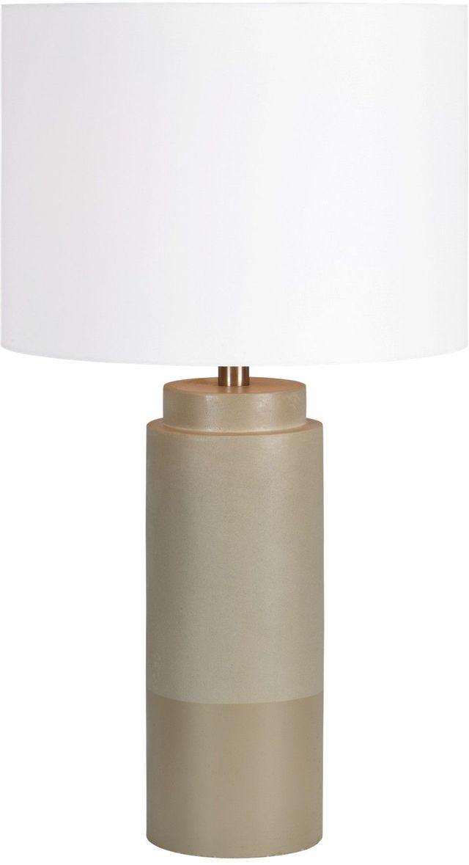 Renwil® Lagertha Grey Concrete Table Lamp-LPT604