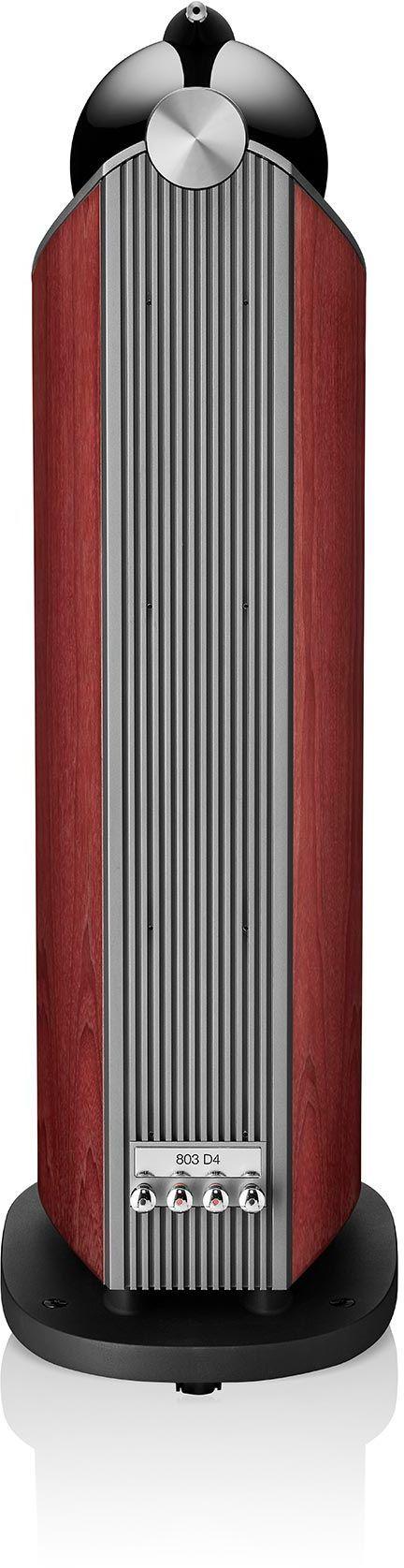 Bowers & Wilkins 803 Series D4 Rosenut Diamond Floor Standing Loudspeaker-803  D4-Rosenut   Hot Wired Audio Video   Denver, North Carolina & Hilton Head,  South Carolina
