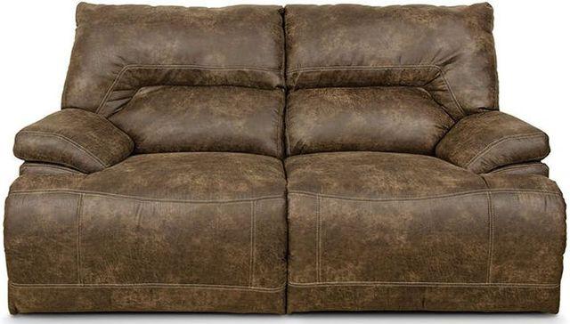 England Furniture® EZ Motion Double Reclining Loveseat-EZ13603