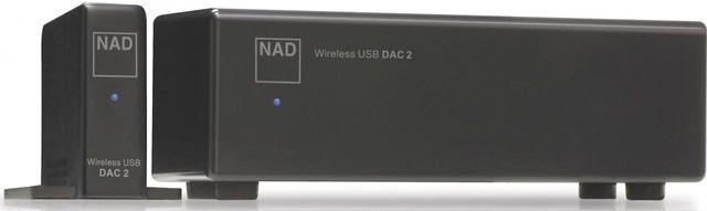 NAD Classic Series Wireless USB DAC-DAC 2