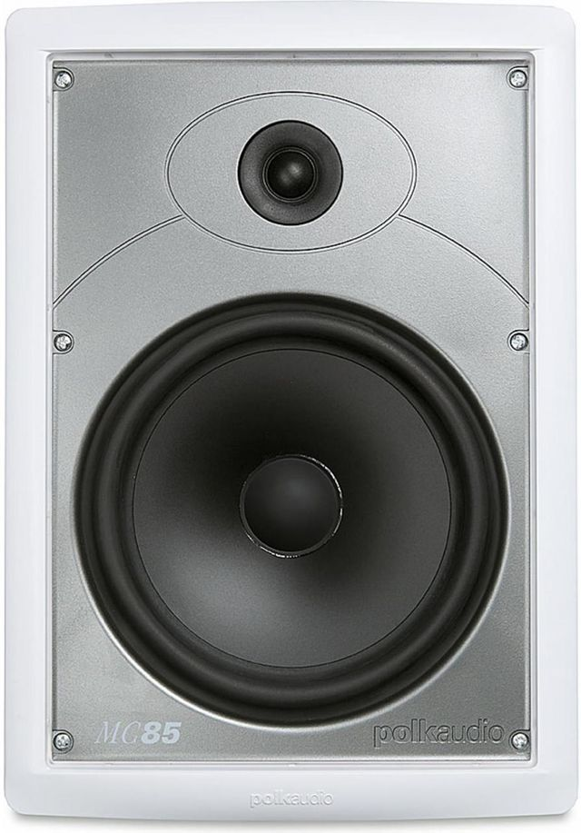 "Polk Audio® MC Series 8"" In-Wall Architectural Speaker-AW0585"