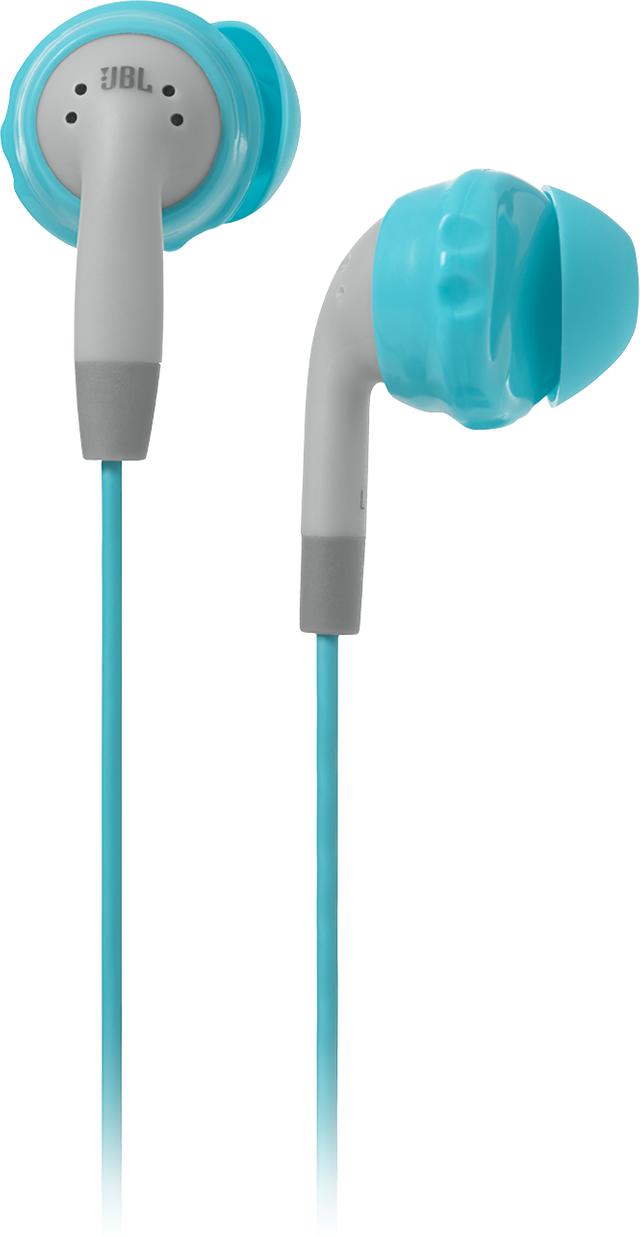 JBL® Inspire 100 Women In-Ear Sport Headphones-Teal-JBLINSP100TEL