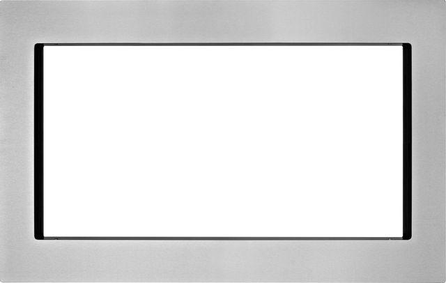 "KitchenAid® 30"" Fingerprint Resistant Stainless Steel Microwave Trim Kit-MK2220AZ"
