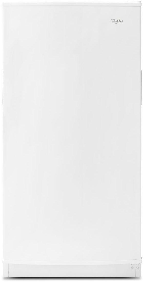 Whirlpool® 16 Cu. Ft. White Upright Freezer-WZF34X16DW
