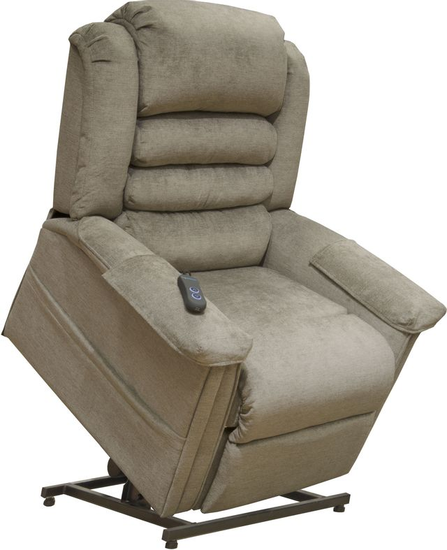 Catnapper® Invincible Power Lift Full Lay-Out Chaise Recliner-4832