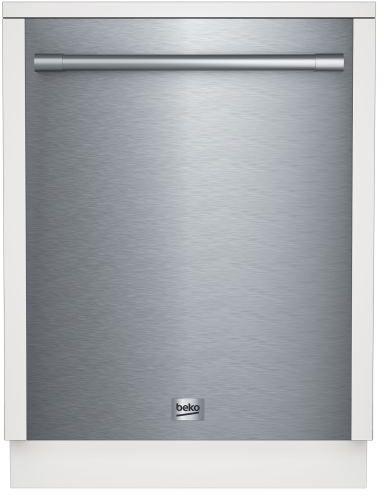 "Beko 24"" Stainless Steel Built In Dishwasher-DDT25400XP"
