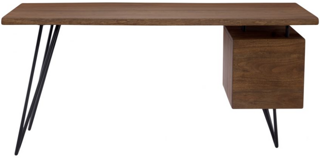 Bureau Nailed, brun, Moe's Home Collections®-LX-1044-03