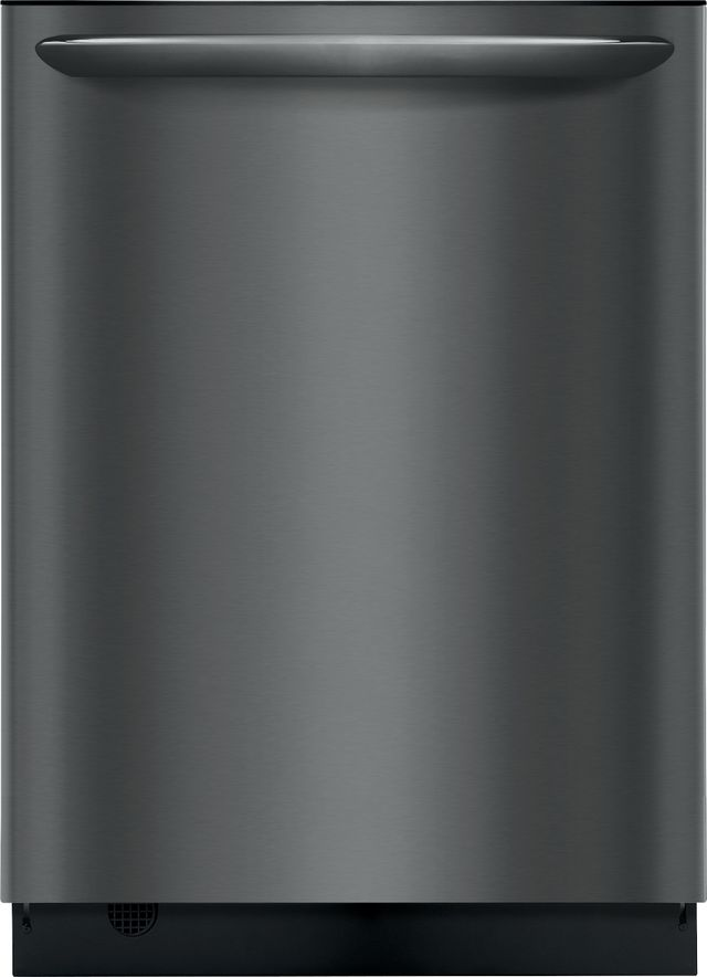"Frigidaire Gallery® 24"" Black Stainless Steel Built In Dishwasher-FGID2479SD"